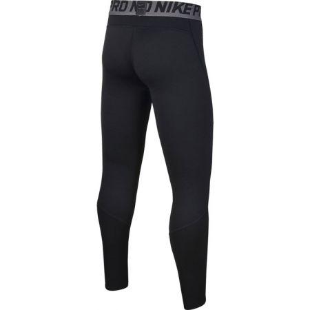 Chlapecké tréninkové legíny - Nike NP THERMA TIGHT GFX B - 2