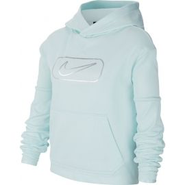 Nike THERMA PO GFX SHINE G - Girls' hoodie