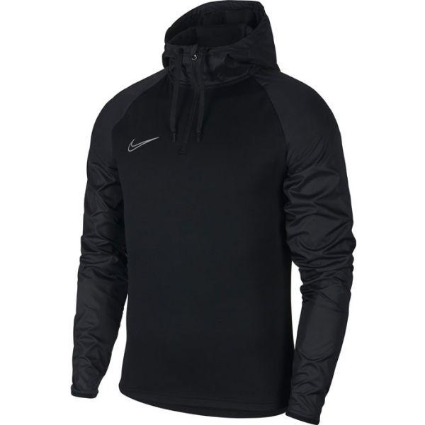 Nike DRY RPL ACD HD DRIL WW M černá S - Pánská mikina