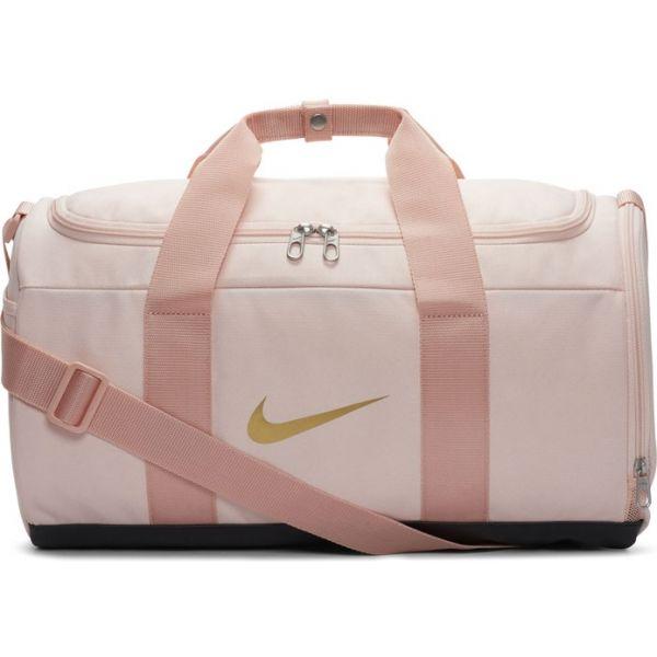 Nike TEAM ružová  - Dámska športová taška
