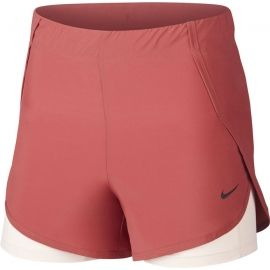 Nike FLX 2IN1 SHORT WOVEN W - Damenshorts