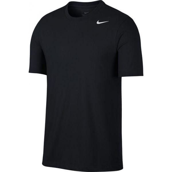 Nike DRY TEE DFC CREW SOLID M čierna S - Pánske tričko