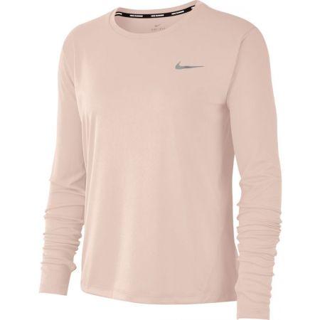 Nike MILER TOP LS W - Tricou de alergare damă cu mâneci lungi