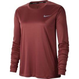 Nike MILER TOP LS W - Dámske bežecké tričko s dlhým rukávom