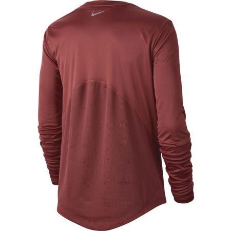 Dámské běžecké triko s dlouhým rukávem - Nike MILER TOP LS W - 2