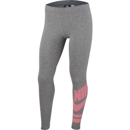 Dievčenské legíny - Nike NSW LGGNG FAVORITE GX3 G - 1