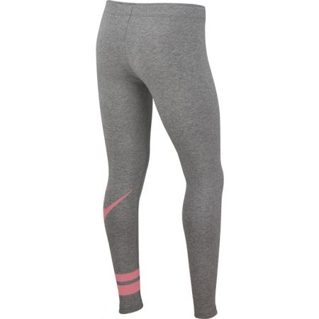 Dievčenské legíny - Nike NSW LGGNG FAVORITE GX3 G - 2