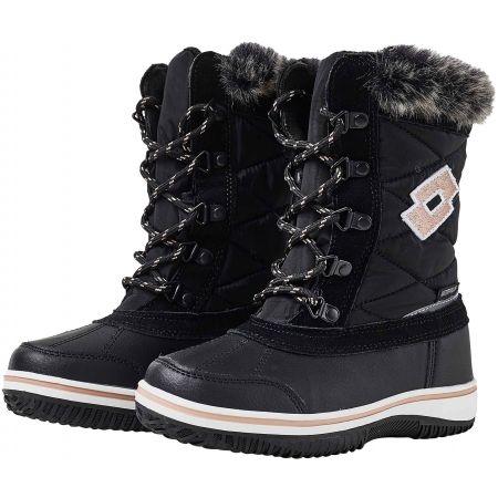 Dievčenská zimná obuv - Lotto CHIANTI - 2