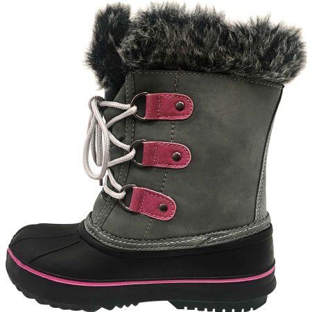 Dětská zimní obuv - Lewro CEDAR - 4
