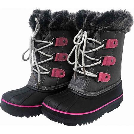 Dětská zimní obuv - Lewro CEDAR - 2