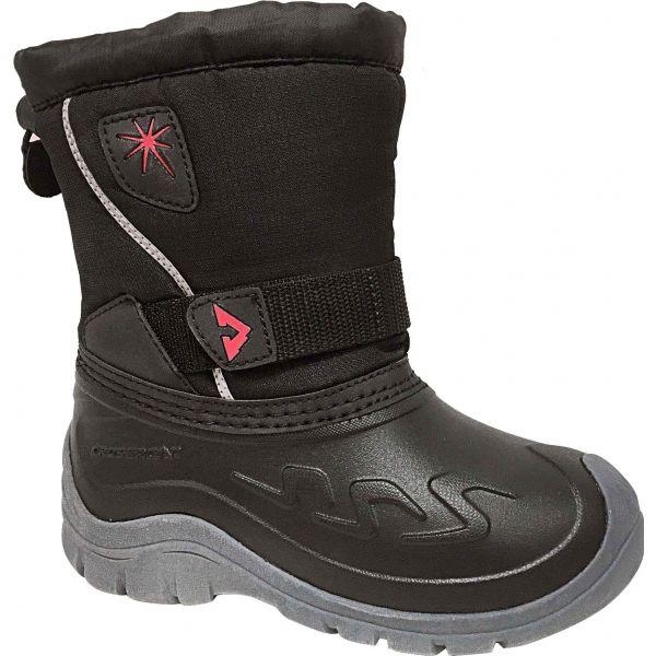 Crossroad CLOUD szürke 30 - Gyerek téli cipő