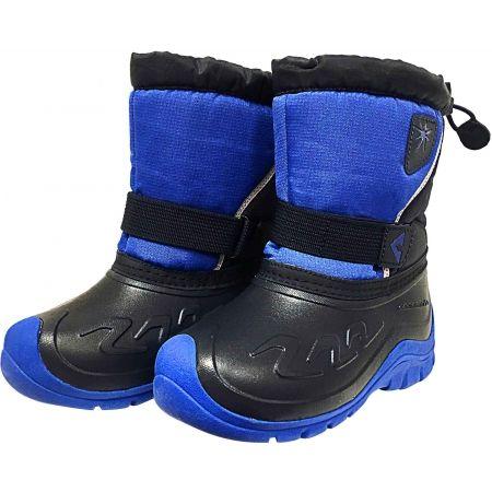 Dětská zimní obuv - Crossroad CLOUD - 2