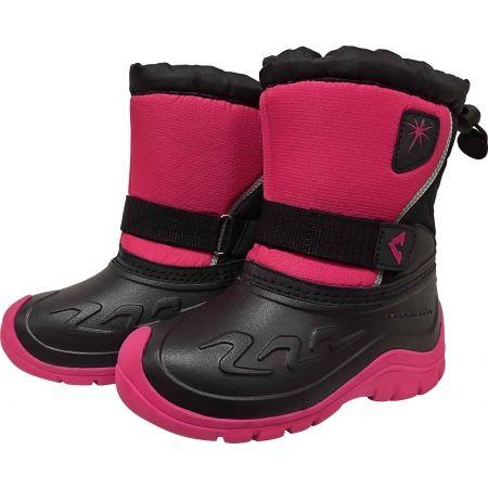 Detská zimná obuv - Crossroad CLOUD - 2