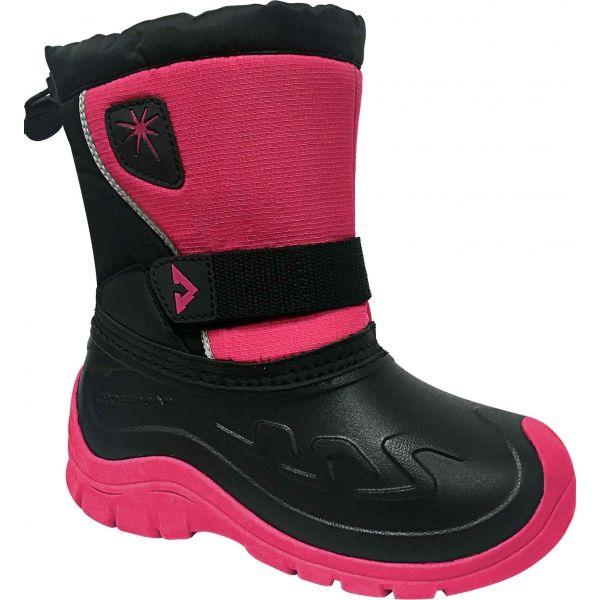 Crossroad CLOUD - Detská zimná obuv