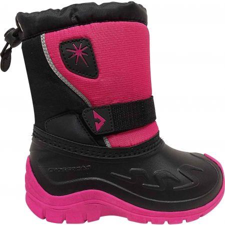 Detská zimná obuv - Crossroad CLOUD - 3