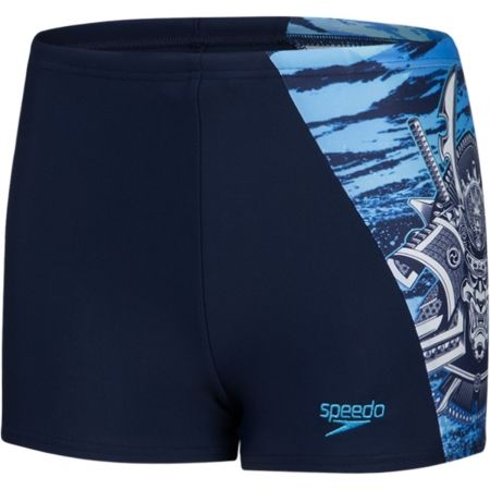 Speedo NEONSAMURAI DIGITAL AQUASHORT - Бански за момчета