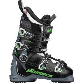 Nordica SPEEDMACHINE 110 - Pánska lyžiarska obuv