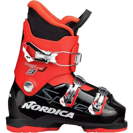 Nordica SPEEDMACHINE J 3 - Dětské lyžařské boty