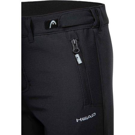 Dětské softshellové kalhoty - Head ZAVID - 4