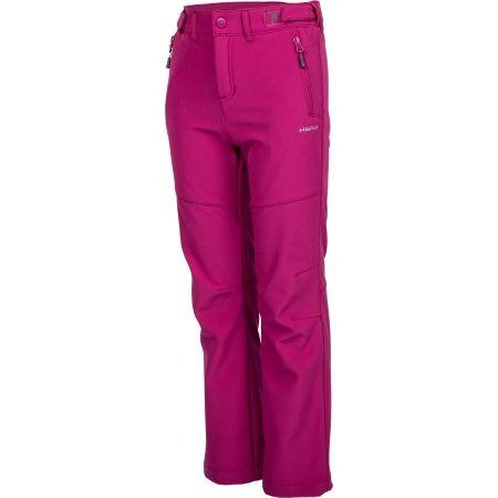 Head ZAVID - Detské softshellové nohavice