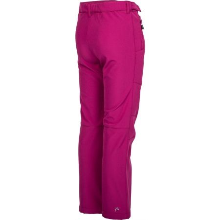 Dětské softshellové kalhoty - Head ZAVID - 3