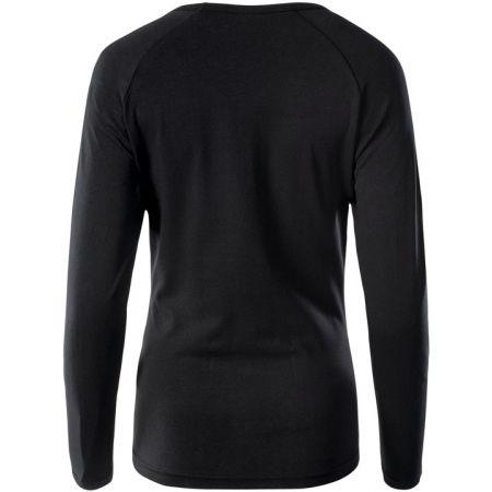 Dámske tričko s dlhým rukávom - Hi-Tec LADY CLOVER - 3