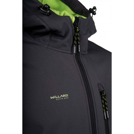 Pánská softshellová bunda - Willard DIN - 5