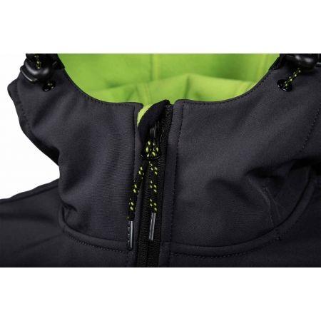 Pánská softshellová bunda - Willard DIN - 4