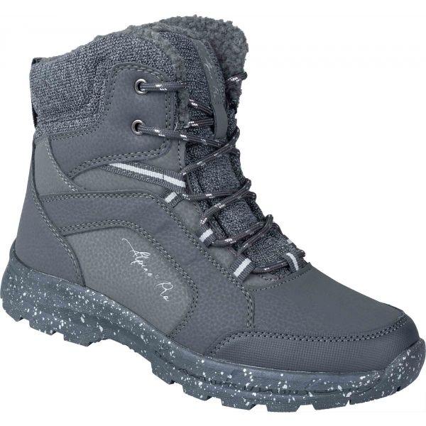 ALPINE PRO RENA černá 36 - Dámská městská obuv