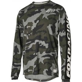Fox RANGER DR LS - Men's cycling jersey