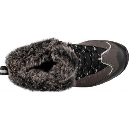 Dámska zimná obuv - ALPINE PRO BANOFFE - 5