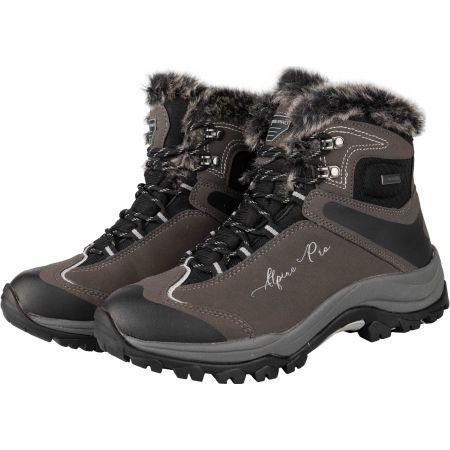 Dámska zimná obuv - ALPINE PRO BANOFFE - 2