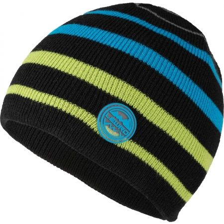 Chlapčenská pletená čiapka - Lewro AURELIO - 1