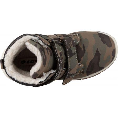Dětská zimní obuv - Lotto VITO VELCRO - 5