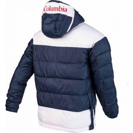Pánska zimná bunda - Columbia LODGE PULLOVER JACKET - 3