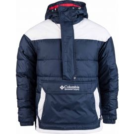 Columbia LODGE PULLOVER JACKET - Pánska zimná bunda