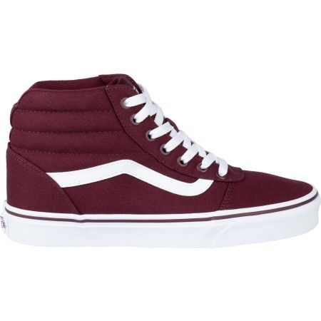 Women's ankle sneakers - Vans WM WARD HI - 3