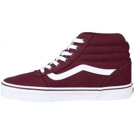Women's ankle sneakers - Vans WM WARD HI - 4