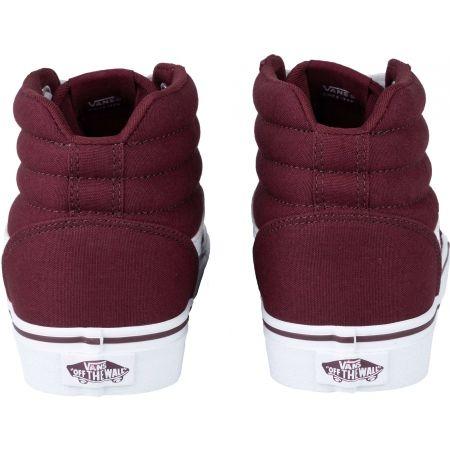 Women's ankle sneakers - Vans WM WARD HI - 7