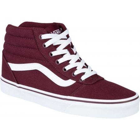 Women's ankle sneakers - Vans WM WARD HI - 1