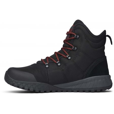 Men's winter shoes - Columbia FAIRBANKS OMNI-HEAT - 2