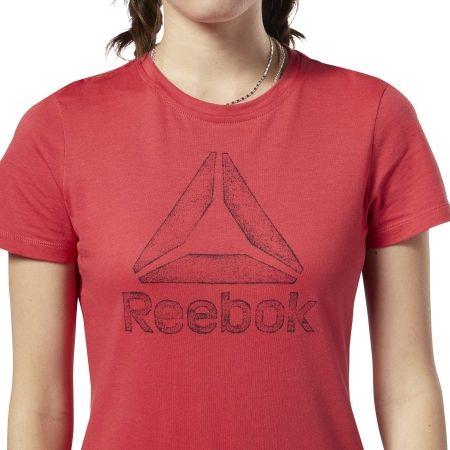 Дамска тениска - Reebok OPP DELTA - 5