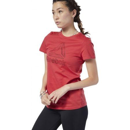 Дамска тениска - Reebok OPP DELTA - 2