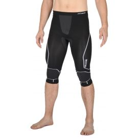 Mico 3/4 TIGHT PANTS WARM SKIN - Men's 3/4 ski base pants