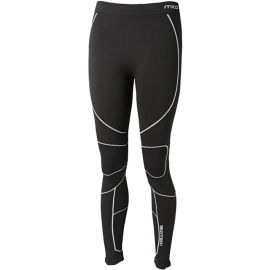 Mico LONG TIGHT PANTS WARM SKIN W - Dámske lyžiarske spodné nohavice