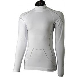 Mico LONG SLEEVES MOCK NECK SHIRT WARM SKIN W - Dámske lyžiarske spodné prádlo