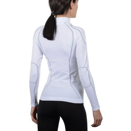 Dámské lyžařské spodní prádlo - Mico LONG SLEEVES MOCK NECK SHIRT WARM SKIN W - 3