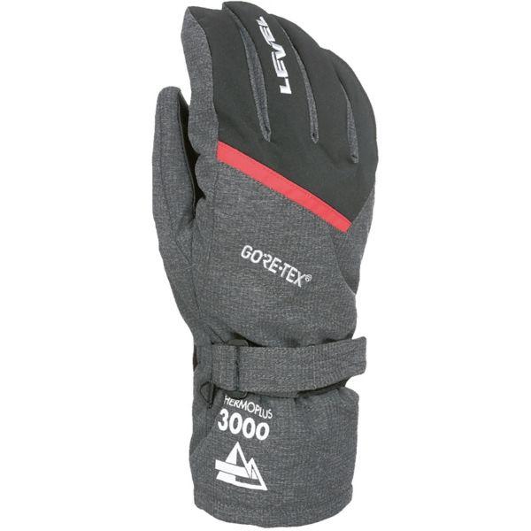 Level EVOLUTION GORE-TEX šedá 10 - Pánské Gore-Tex rukavice