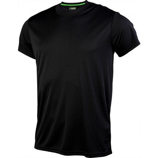 Kensis REDUS černá 140-146 - Chlapecké sportovní triko