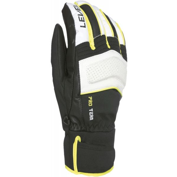 Level PRO TEAM černá 10 - Pánské rukavice
